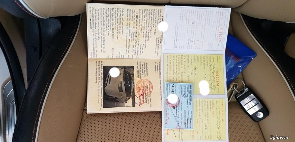 Sedona 2015 máy xăng bản full - 2