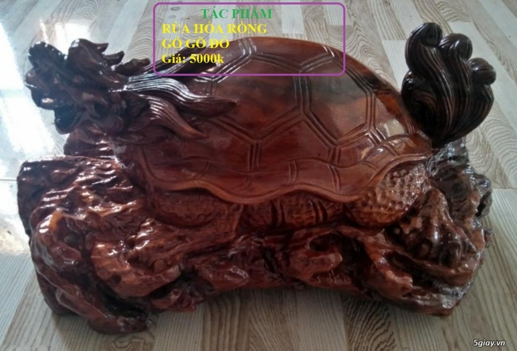 Cần bán: Tượng gỗ các loại giá siêu tốt - 6