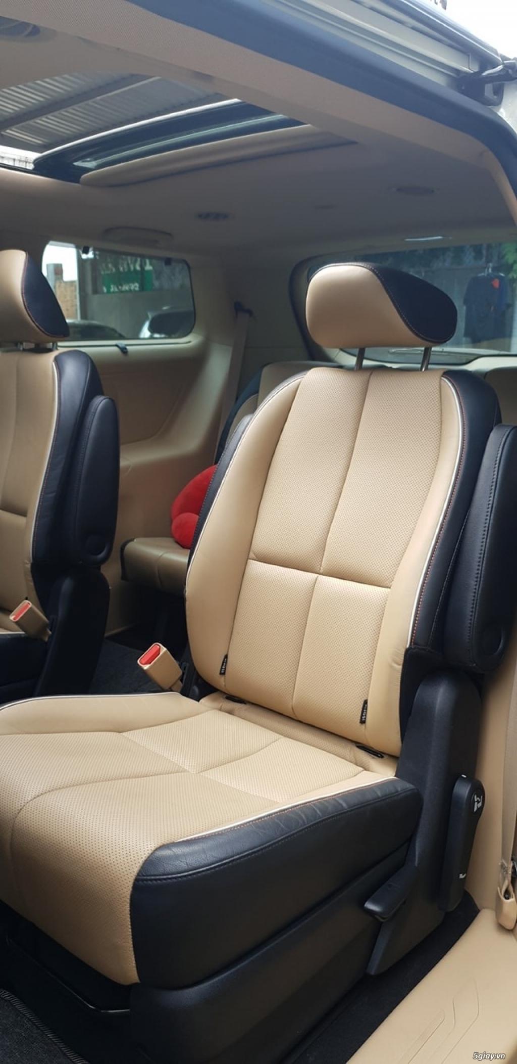 Sedona 2015 máy xăng bản full - 4