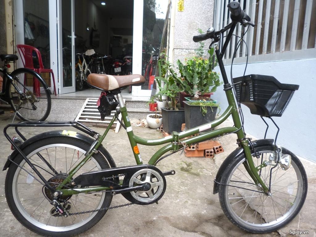 Dzuong's Bikes - Chuyên bán sỉ và lẻ xe đạp sườn xếp hàng bãi Nhật - 8