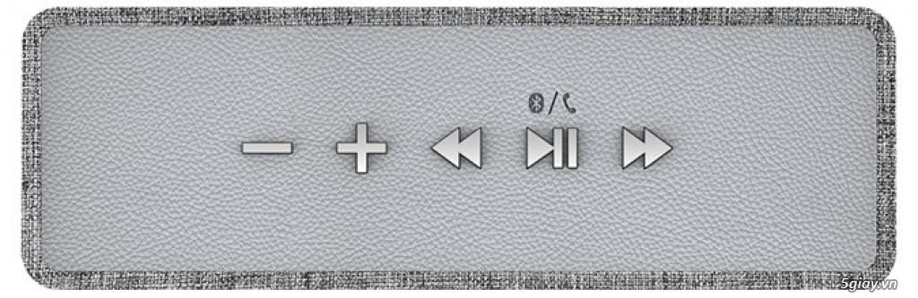 Loa bluetooth Creative Iroar Go - Sound Blaster Roar 2