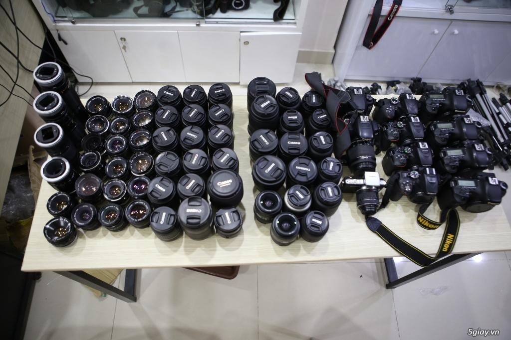 ✅ Nhiều body và lens giá rẻ cho ae, lô hàng này có cả lens MF cho ae ! - 2