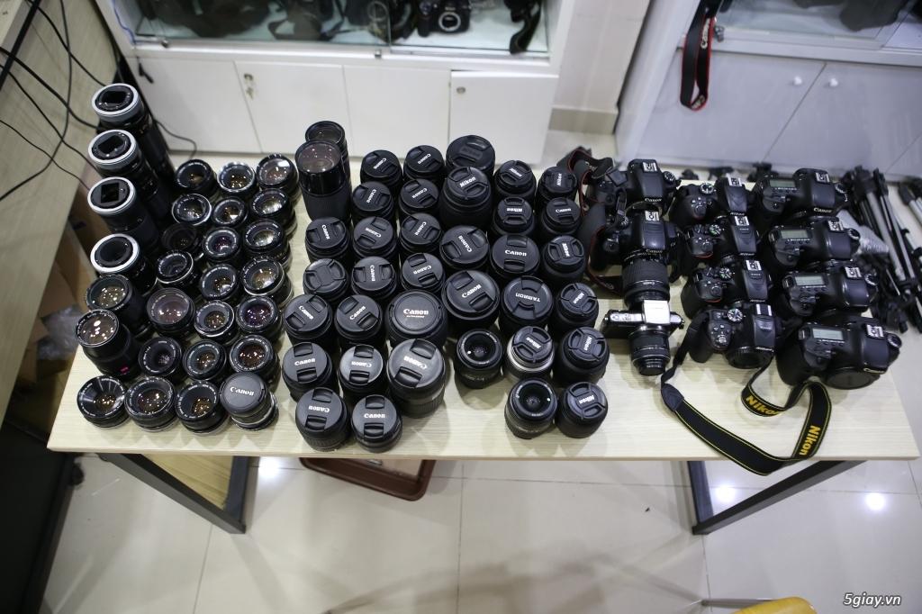 ✅ Nhiều body và lens giá rẻ cho ae, lô hàng này có cả lens MF cho ae ! - 5