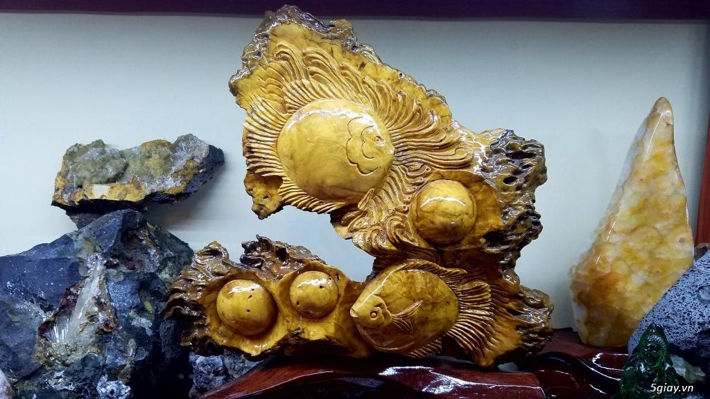 Vật phẩm phong thủy đá tự nhiên 100% rất đẹp tìm Chủ sở hữu !