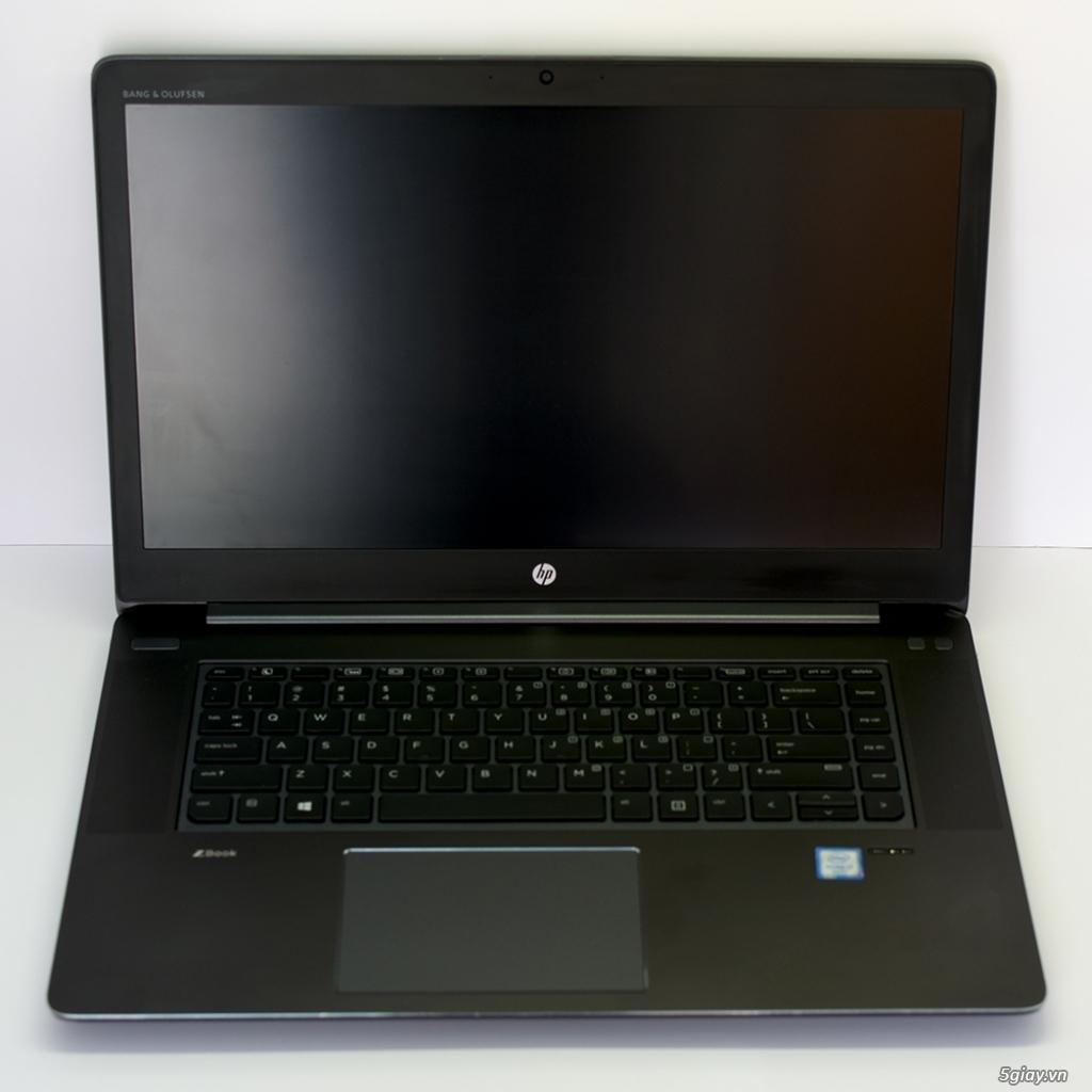HP Zbook 15 Studio G3 I7 6700HQ/16G/SSD 512Gb/15.6/Quadro M1000M 4Gb - 3