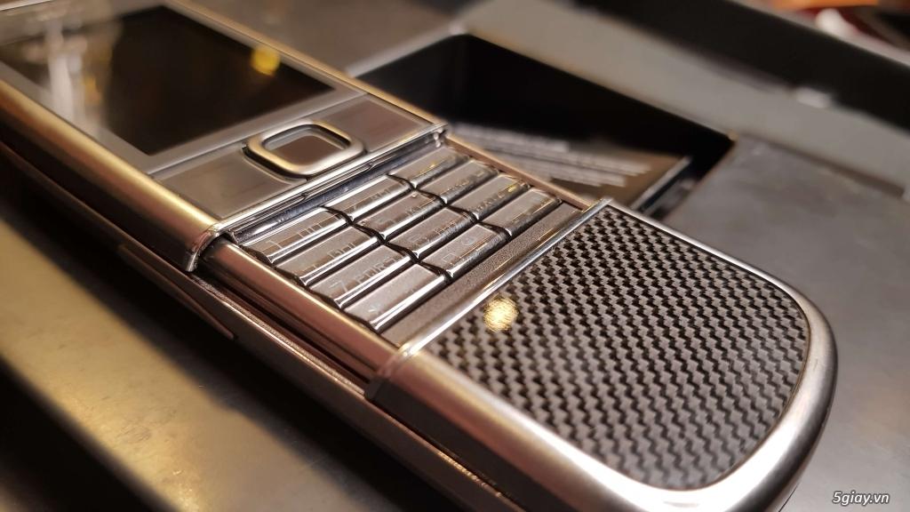 Nokia 8800 Cacbon Arte Fullbox Like New