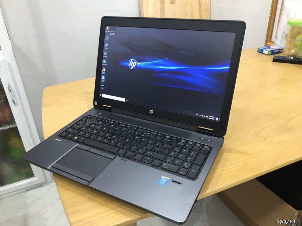 Cần bán Laptop Hp đồ họa Zbook 15G I7 4800MQ 8G SSD K1100 15,6 Full HD