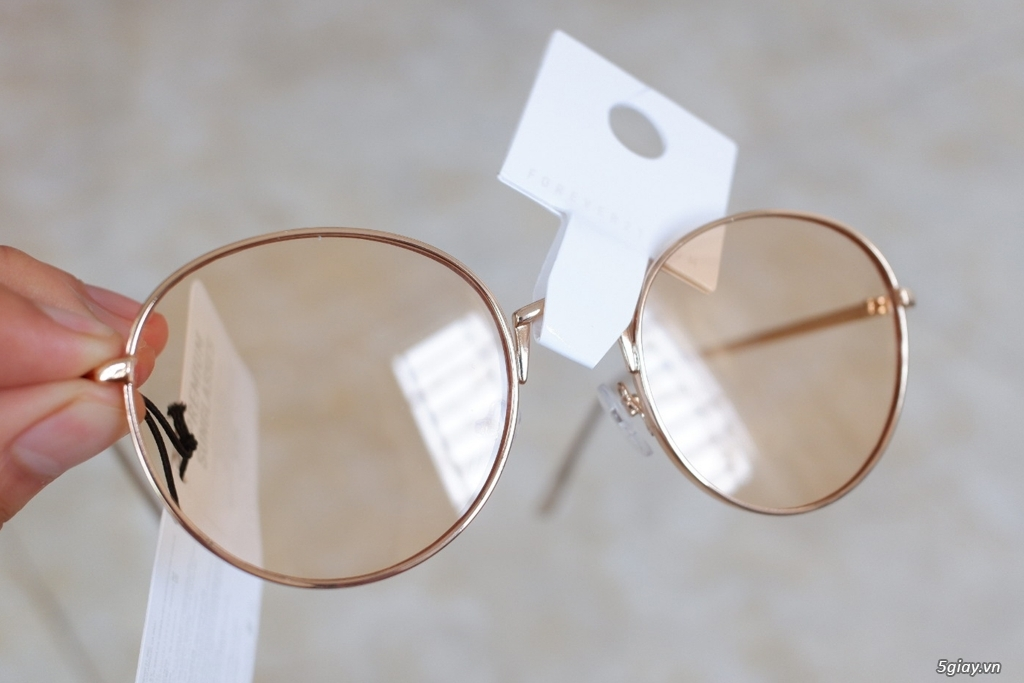 (AUTHENTIC) MẮT KÍNH FOREVER21 --- END 23H NGÀY 27/12/2019 - 1