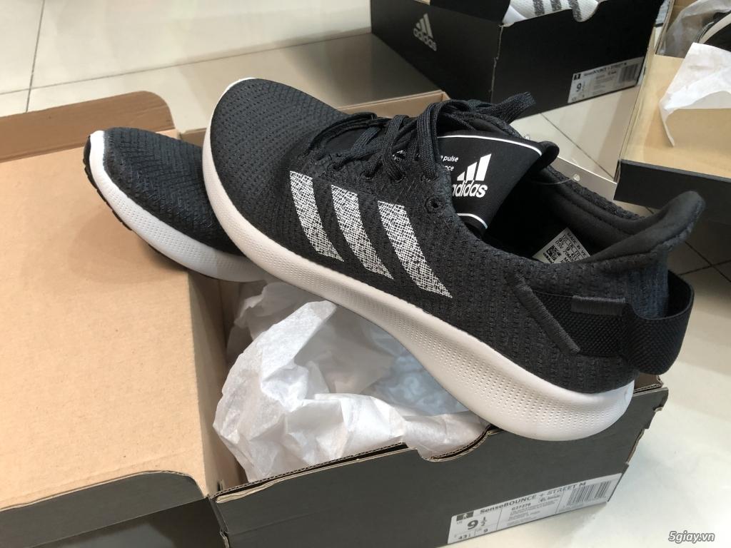 Giầy Adidas Nam , xách tay Mỹ, size 42 / 43,5 / 44 (full box)
