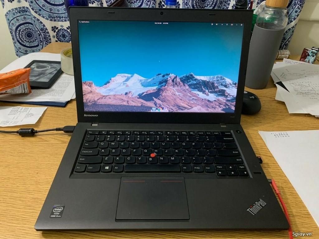 LENOVO THINKPAD T440P I5-4300M/ 8GB/ SSD 128GB FHD - 1