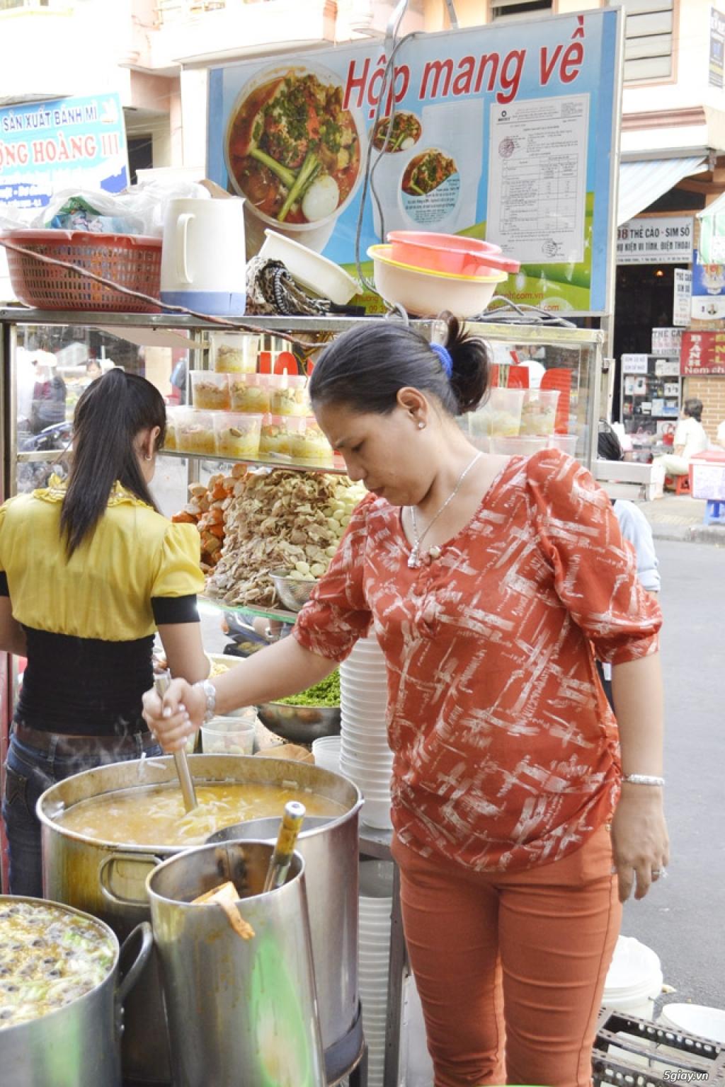 Bánh canh cua 87 Trần Khắc Chân - Địa chỉ ăn ngon Sài Gòn - 3