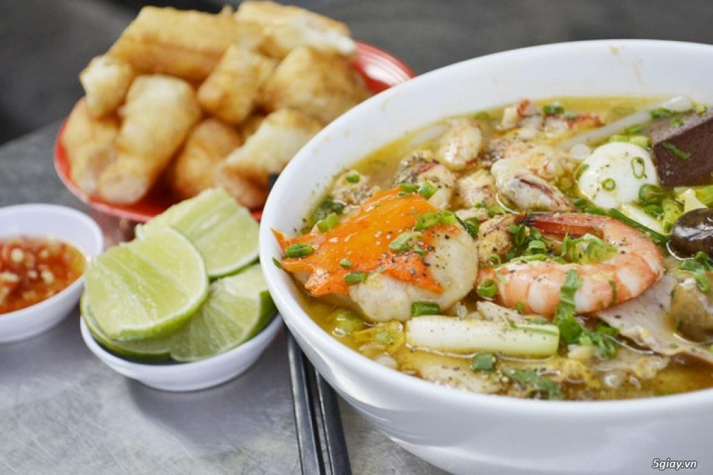 Bánh canh cua 87 Trần Khắc Chân - Địa chỉ ăn ngon Sài Gòn - 13