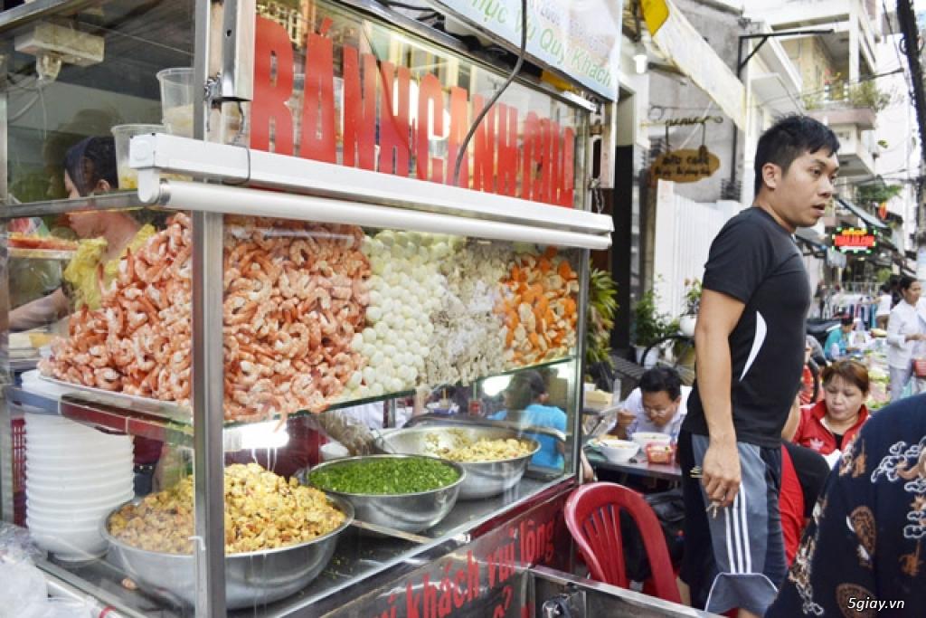 Bánh canh cua 87 Trần Khắc Chân - Địa chỉ ăn ngon Sài Gòn - 1