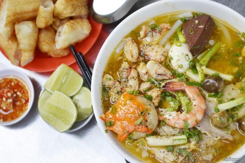 Bánh canh cua 87 Trần Khắc Chân - Địa chỉ ăn ngon Sài Gòn - 15