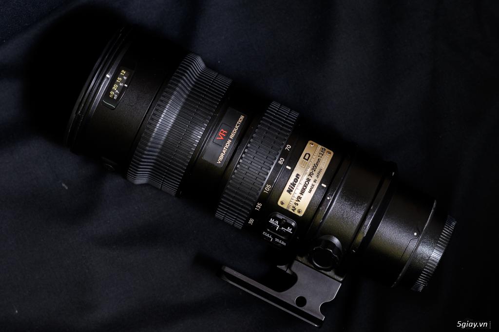 Cần bán Nikon 70-200 VR1 - 3