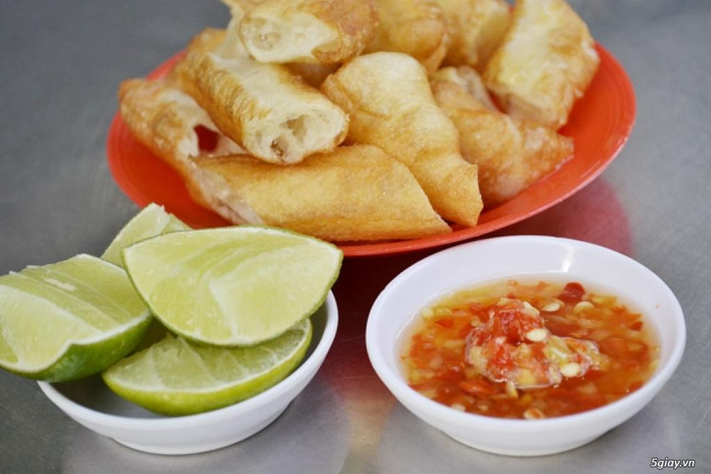 Bánh canh cua 87 Trần Khắc Chân - Địa chỉ ăn ngon Sài Gòn - 14