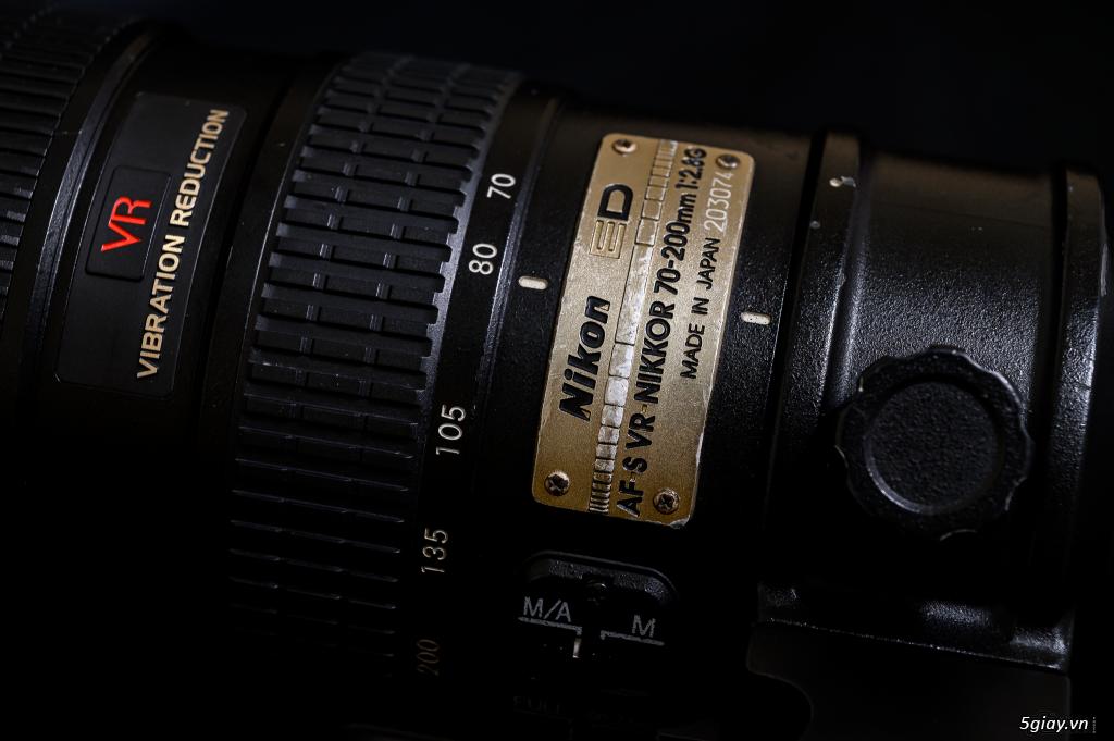 Cần bán Nikon 70-200 VR1