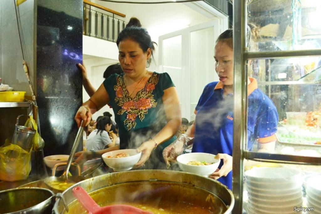 Bánh canh cua 87 Trần Khắc Chân - Địa chỉ ăn ngon Sài Gòn - 9