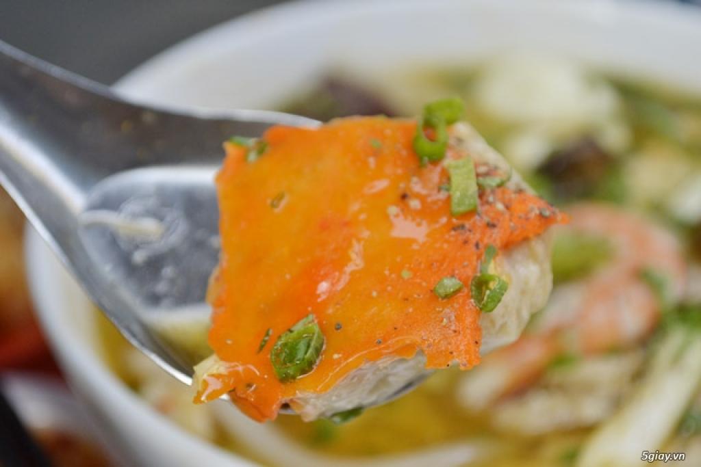 Bánh canh cua 87 Trần Khắc Chân - Địa chỉ ăn ngon Sài Gòn - 16