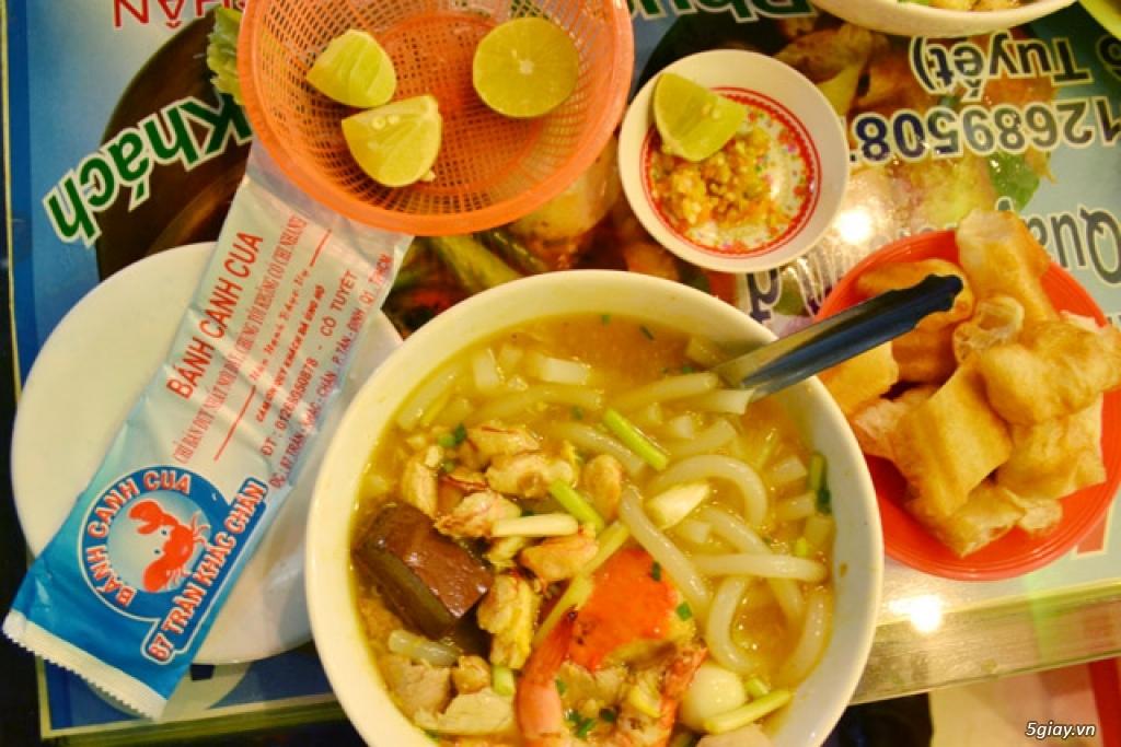 Bánh canh cua 87 Trần Khắc Chân - Địa chỉ ăn ngon Sài Gòn - 10