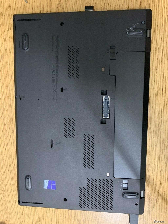 LENOVO THINKPAD T440P I5-4300M/ 8GB/ SSD 128GB FHD - 2