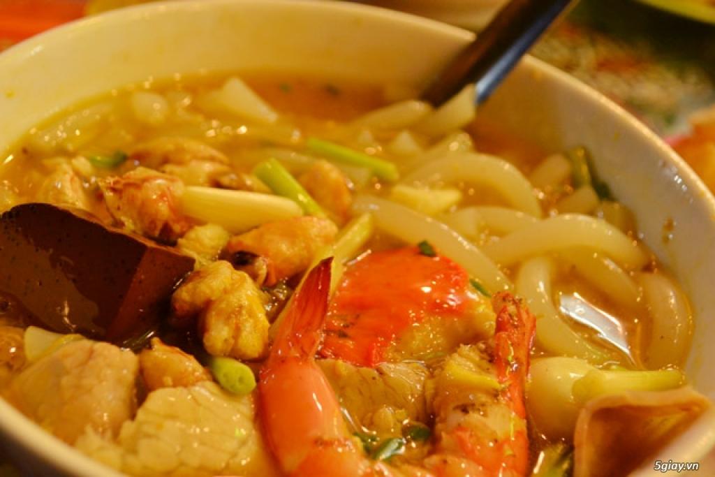 Bánh canh cua 87 Trần Khắc Chân - Địa chỉ ăn ngon Sài Gòn - 8