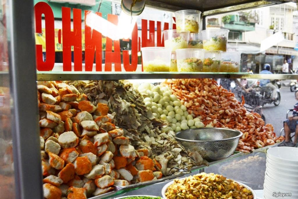 Bánh canh cua 87 Trần Khắc Chân - Địa chỉ ăn ngon Sài Gòn - 2