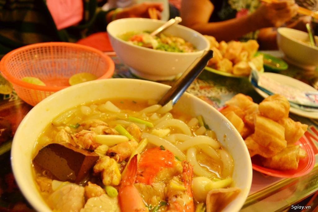 Bánh canh cua 87 Trần Khắc Chân - Địa chỉ ăn ngon Sài Gòn - 12