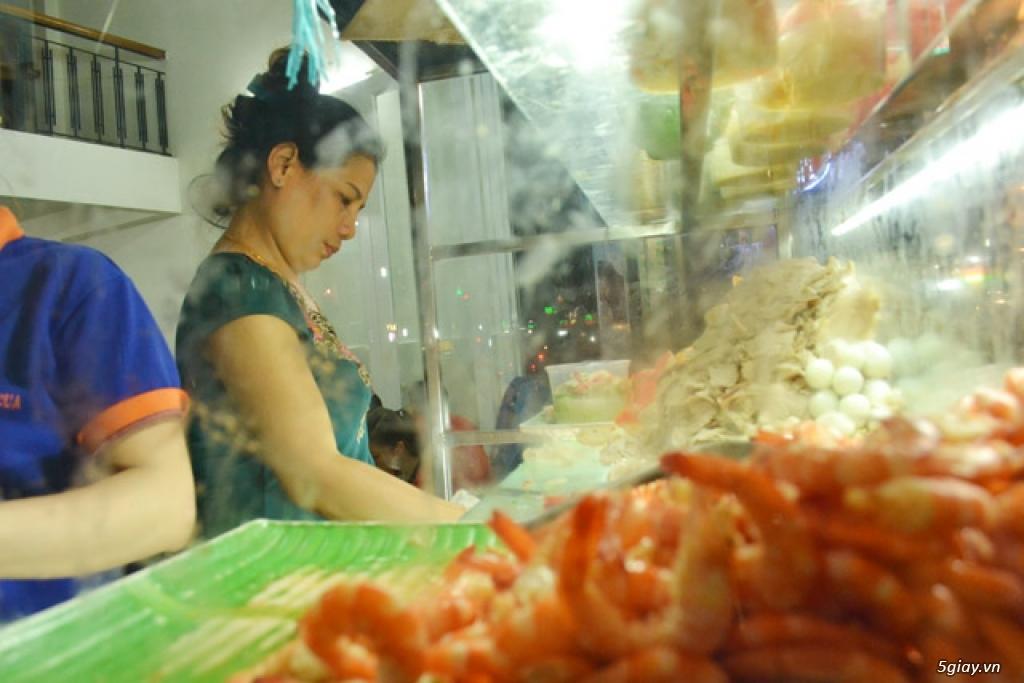 Bánh canh cua 87 Trần Khắc Chân - Địa chỉ ăn ngon Sài Gòn - 11