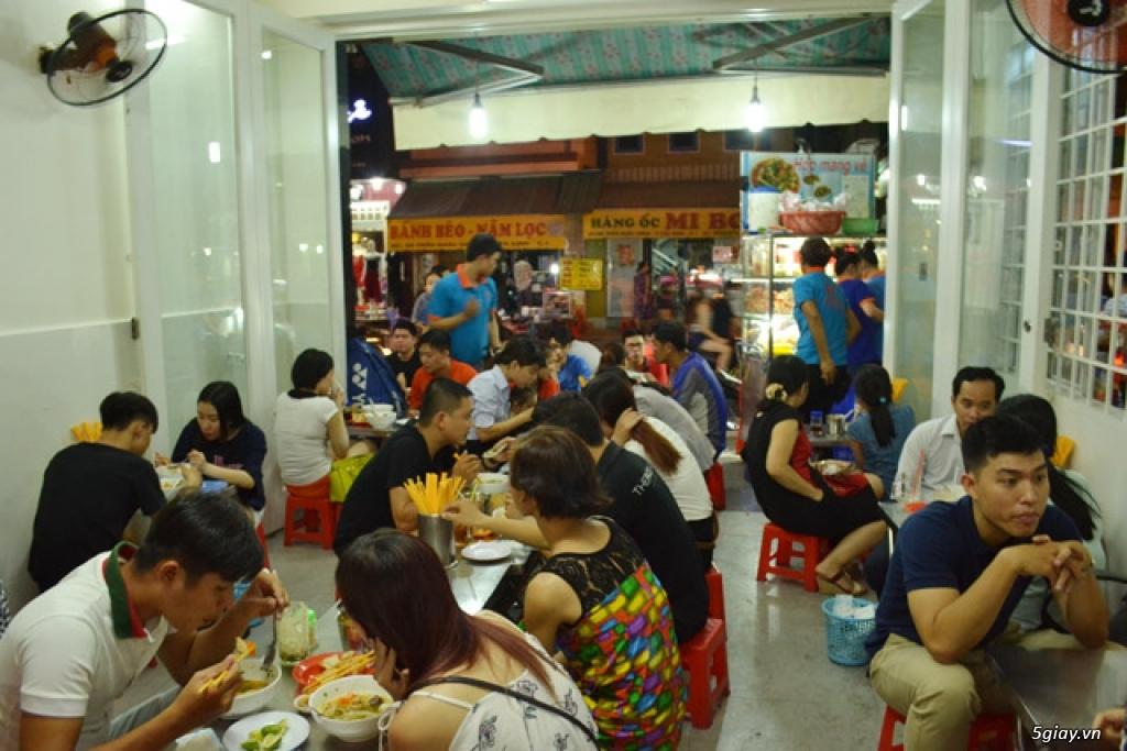 Bánh canh cua 87 Trần Khắc Chân - Địa chỉ ăn ngon Sài Gòn - 5