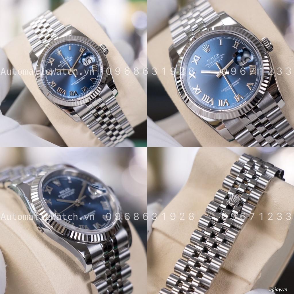 Chuyên đồng hồ Rolex, Omega, Hublot, Patek, JL, Bregue ,Cartier..REPLICA 1:1 AutomaticWatch.vn - 17