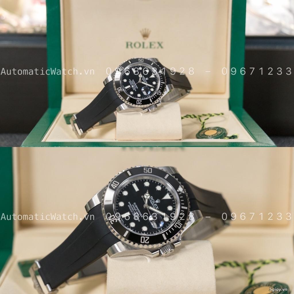 Chuyên đồng hồ Rolex, Omega, Hublot, Patek, JL, Bregue ,Cartier..REPLICA 1:1 AutomaticWatch.vn - 20