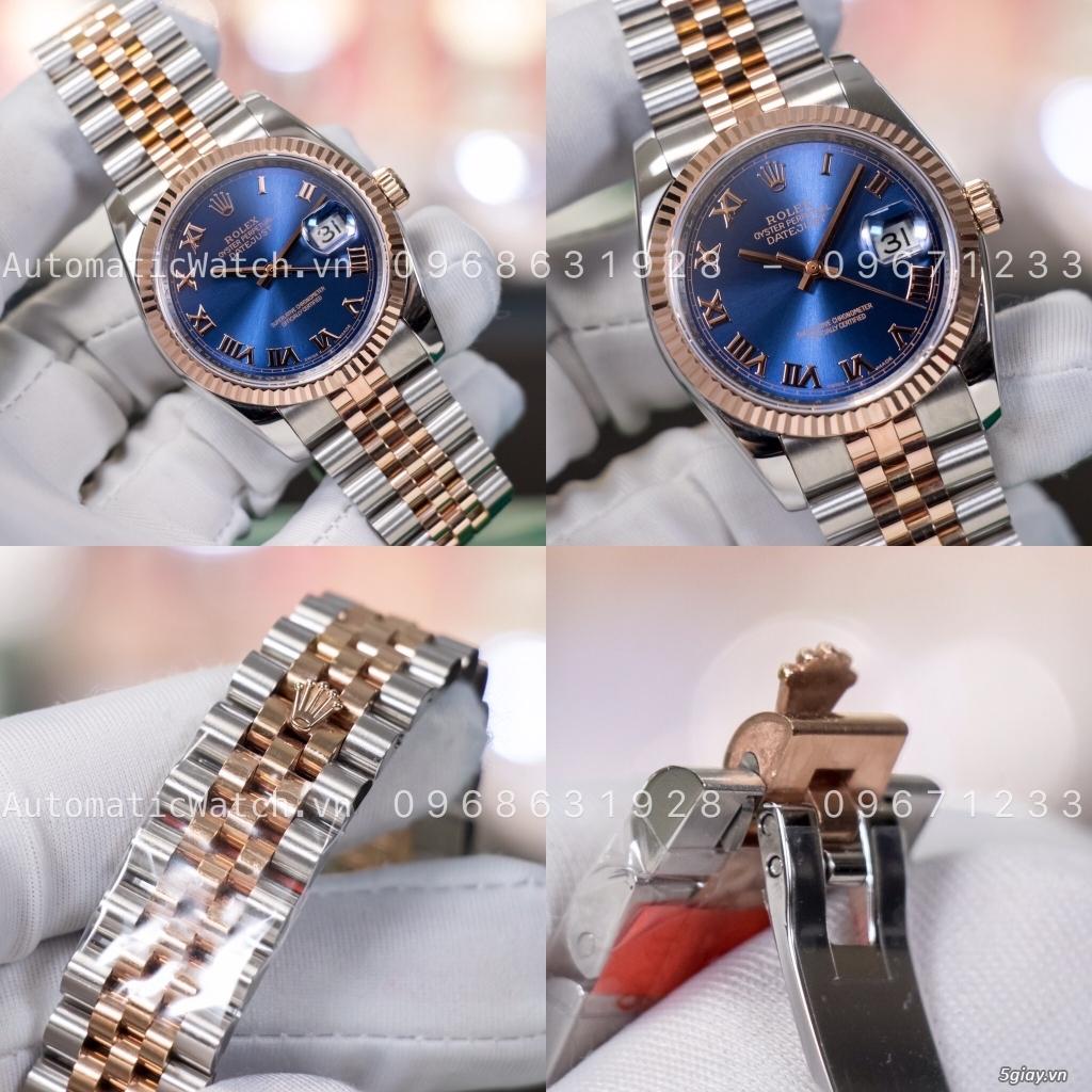 Chuyên đồng hồ Rolex, Omega, Hublot, Patek, JL, Bregue ,Cartier..REPLICA 1:1 AutomaticWatch.vn - 16