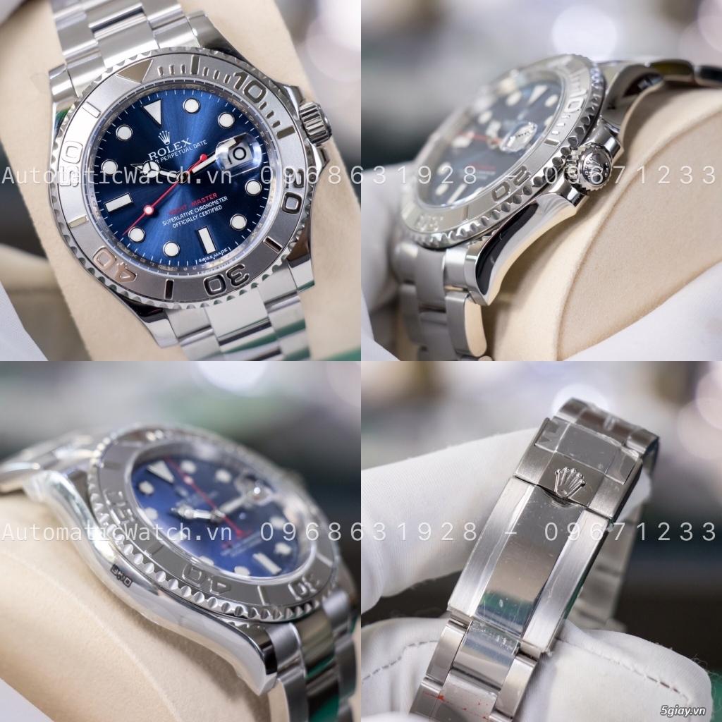 Chuyên đồng hồ Rolex, Omega, Hublot, Patek, JL, Bregue ,Cartier..REPLICA 1:1 AutomaticWatch.vn - 7