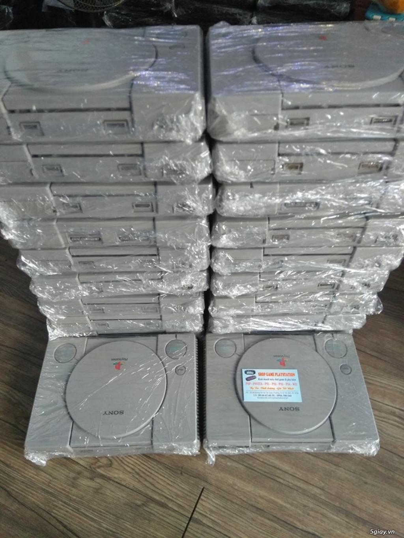 Playstation Game-  Mua Bán máy game - phụ kiện PS4 ,PS3,PS2,PS1,PSVITA,PSP,WII...uy tín toàn quốc