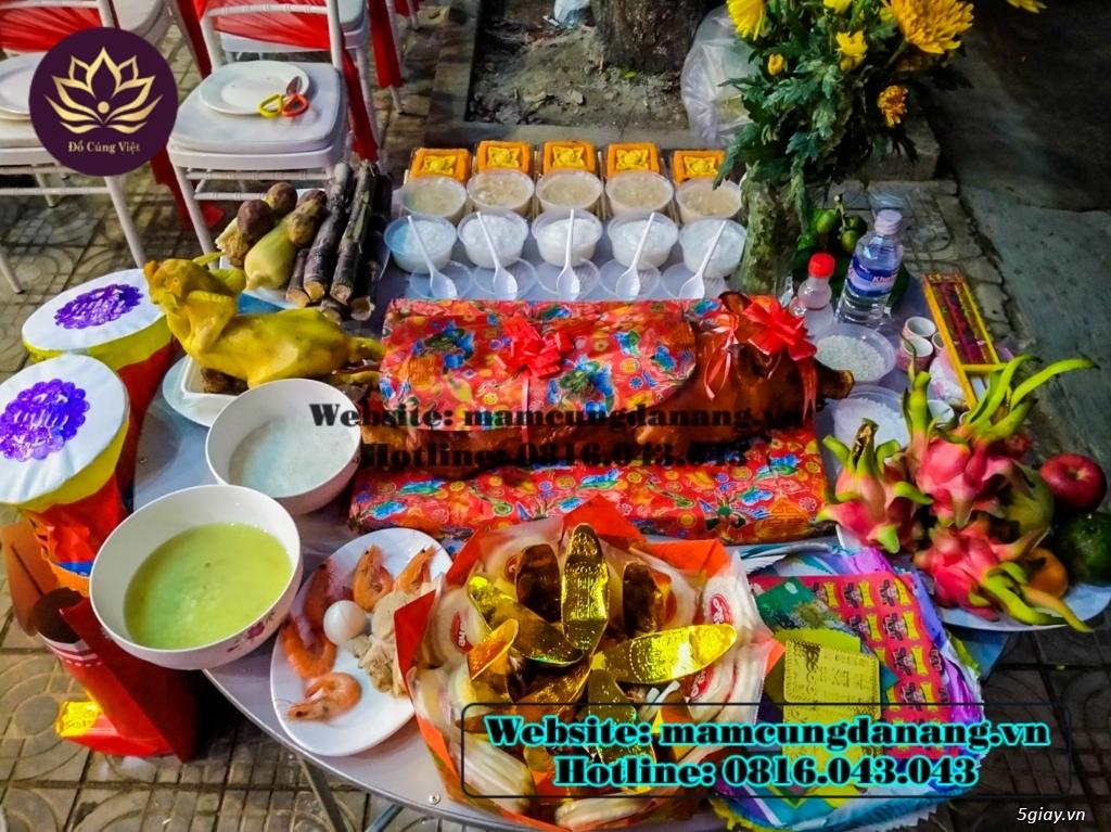 Mâm cúng đầu năm tại Đà Nẵng