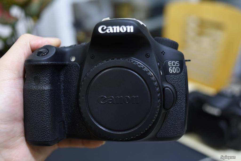 ✅ Cần bán Canon 60D likenew Body đẹp !!!