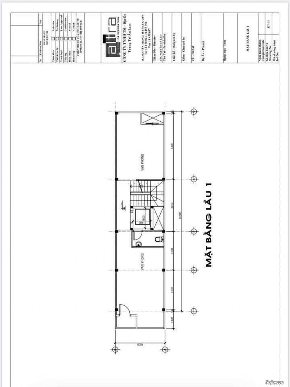 Cho thuê nhà nguyên căn mặt tiền Phan Xích Long, Phú Nhuận - 1