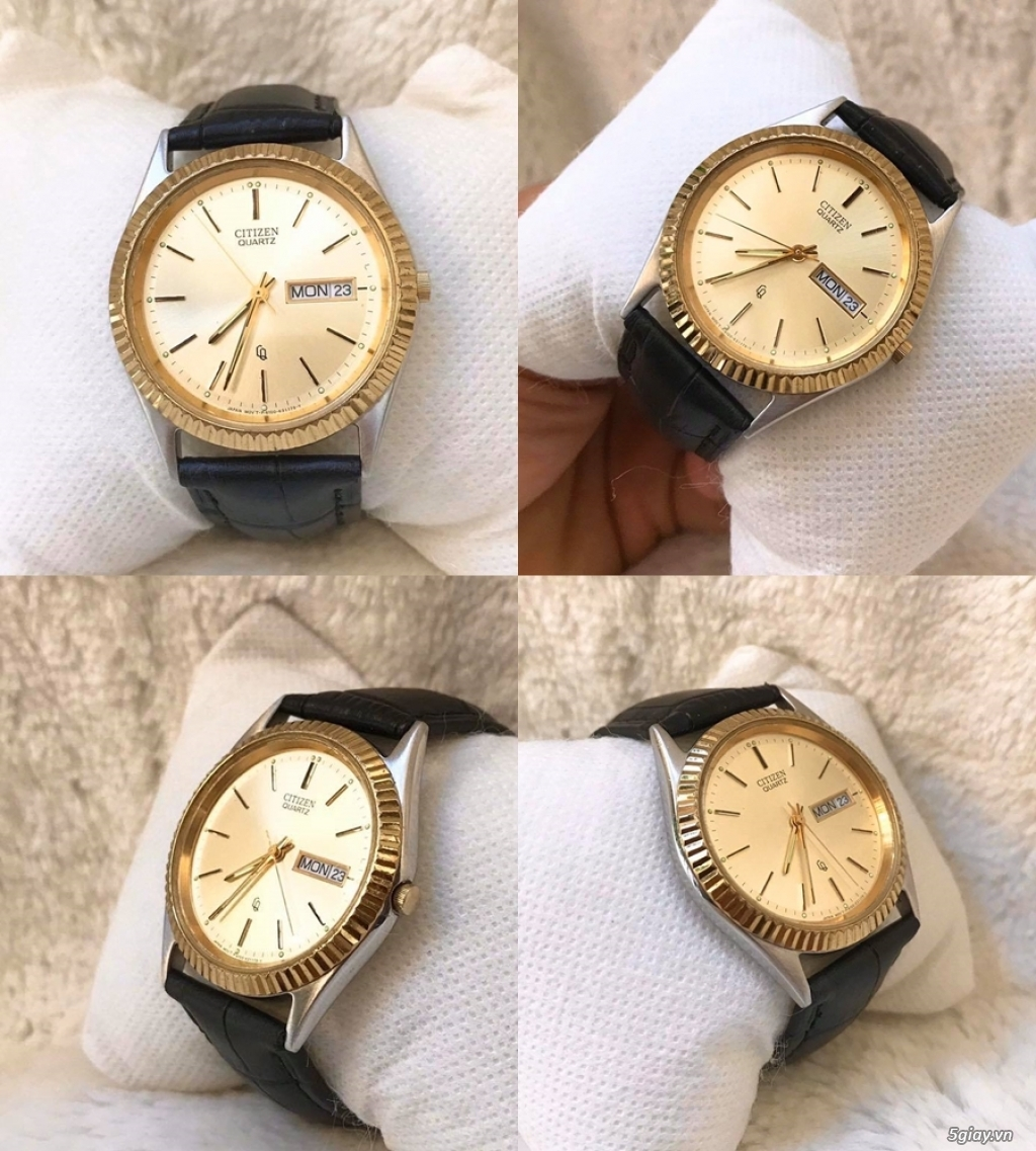 Kho đồng hồ xách tay chính hãng secondhand update liên tục - 10