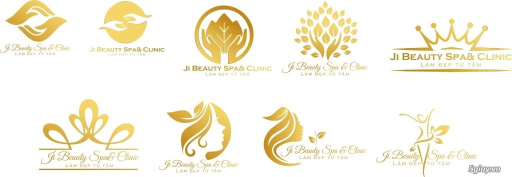 Thiết kế logo 300k, vẽ lại logo, logo áo thun, banner, standee - 4