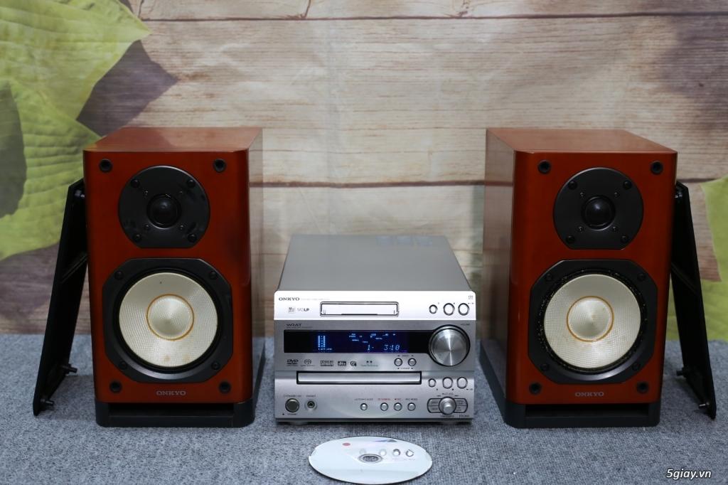 Đầu máy nghe nhạc MINI Nhật đủ các hiệu: Denon, Onkyo, Pioneer, Sony, Sansui, Kenwood - 36