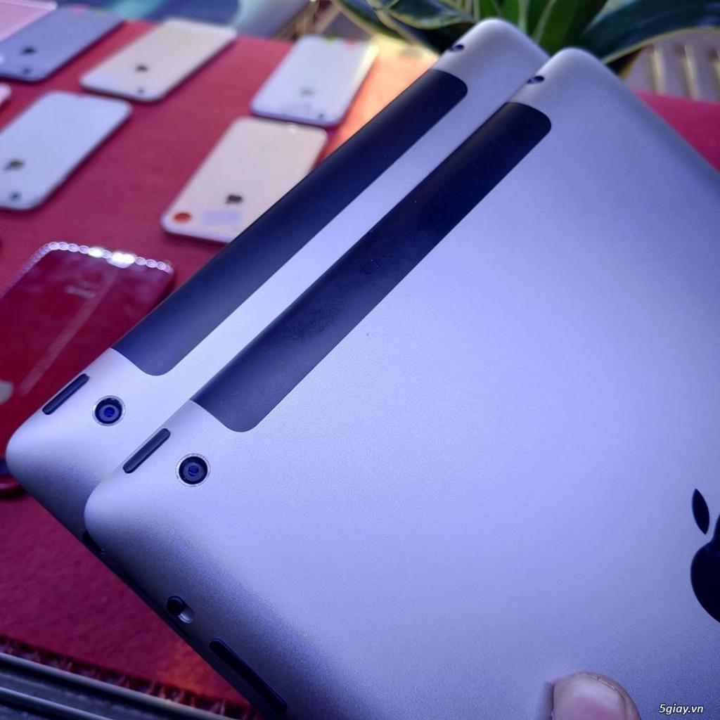 Ipad 4 16G bản wifi + 4G đẹp 99% zinall chưa bung - 4