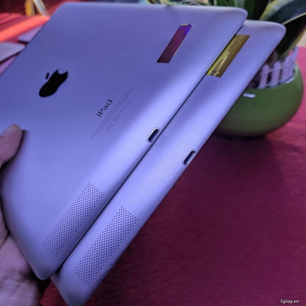 Ipad 4 16G bản wifi + 4G đẹp 99% zinall chưa bung - 5