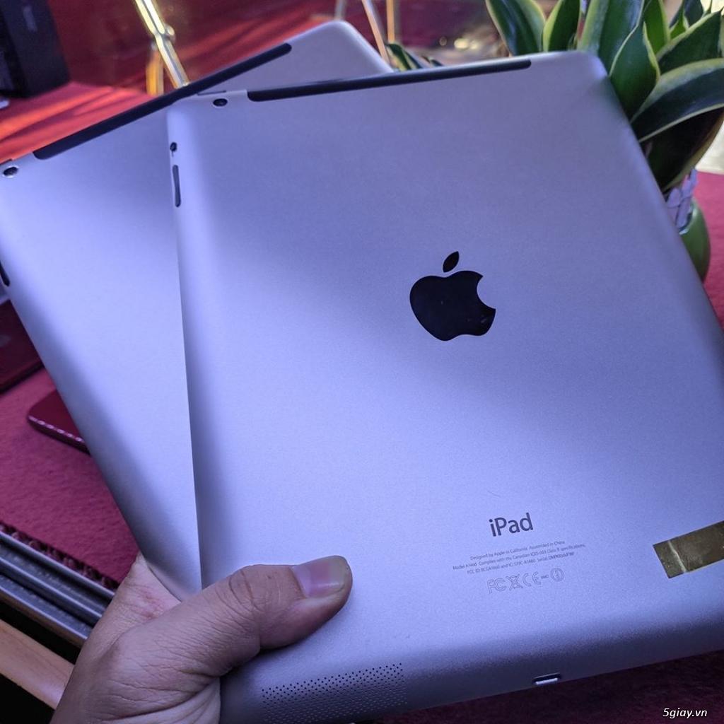 Ipad 4 16G bản wifi + 4G đẹp 99% zinall chưa bung