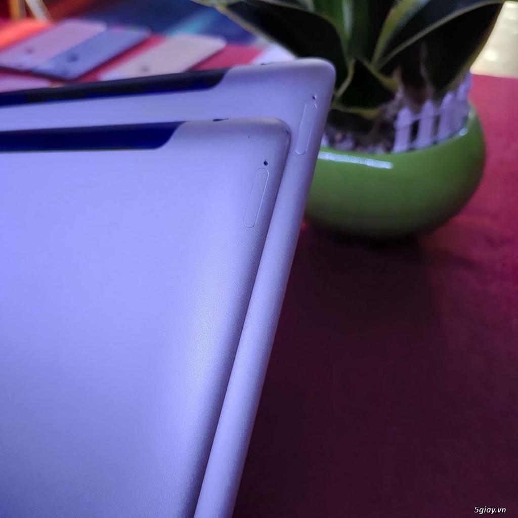 Ipad 4 16G bản wifi + 4G đẹp 99% zinall chưa bung - 2