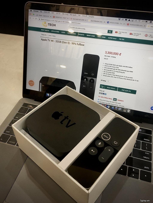Apple TV 4K - 32GB (Gen 5) - 99% fullbox