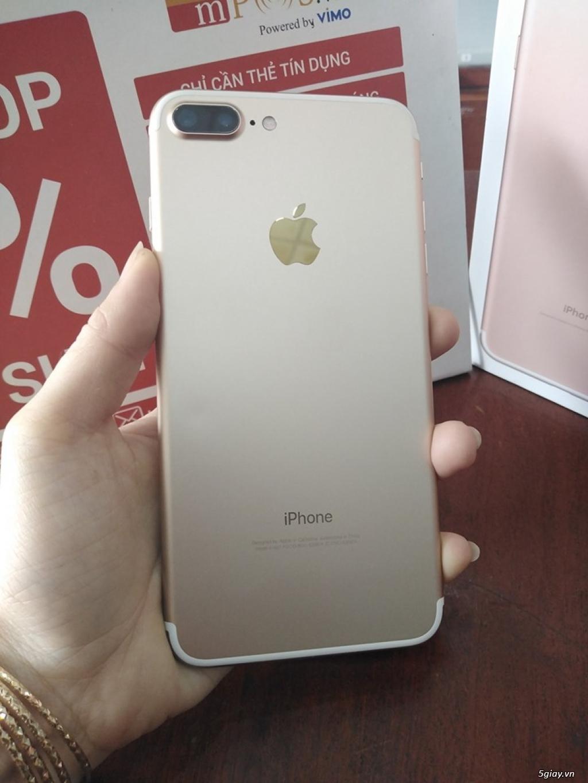 IPHONE 7PLUS 32GB màu GOLD sáng lấp lánh