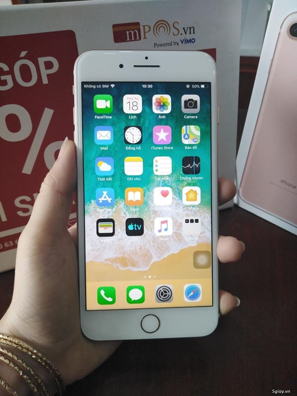 IPHONE 7PLUS 32GB màu GOLD sáng lấp lánh - 1