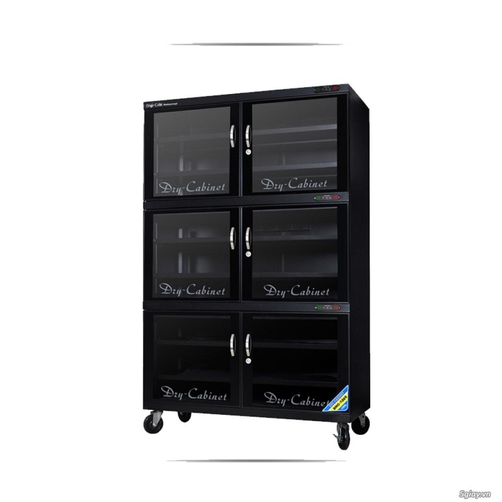 Thanh lý Tủ chống ẩm Digi Cabi DHC1200 (1200 lít) mới 100% bao giá