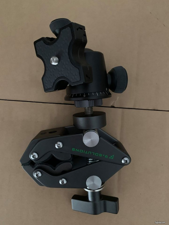 [HCM] Cần thanh lý vài chân máy ảnh - 2